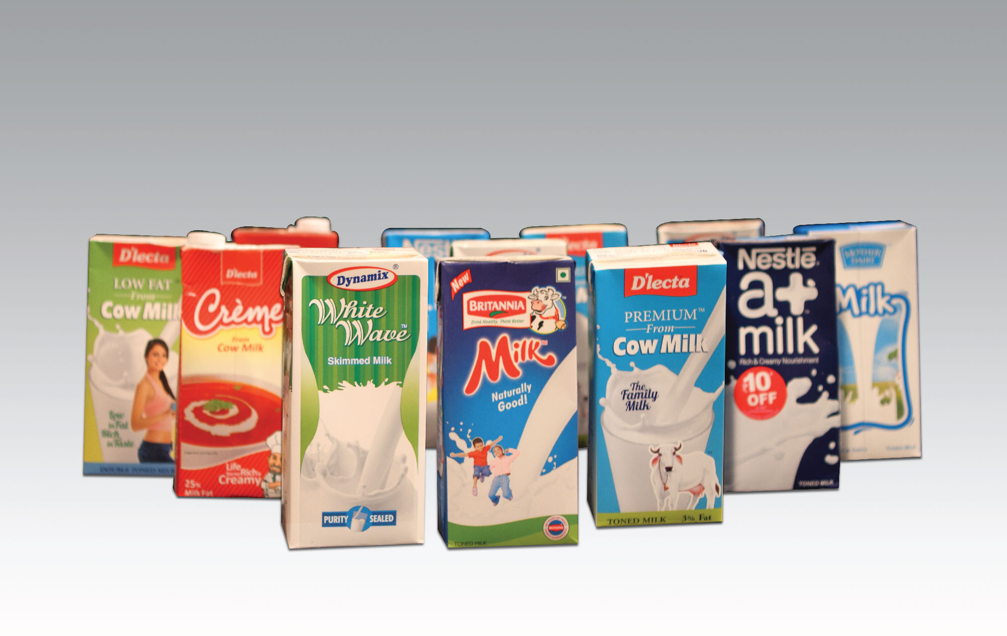 UHT Milk Products