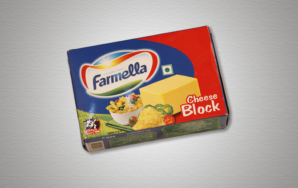 Farmella Cheese Block