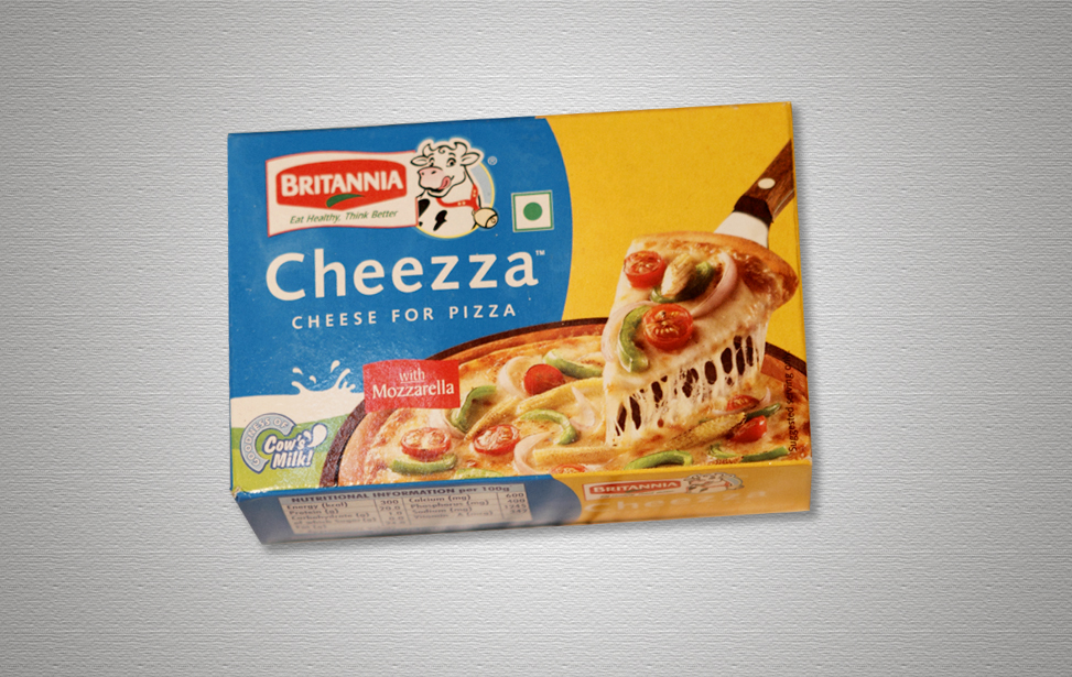 Cheeza Cheese for Pizza