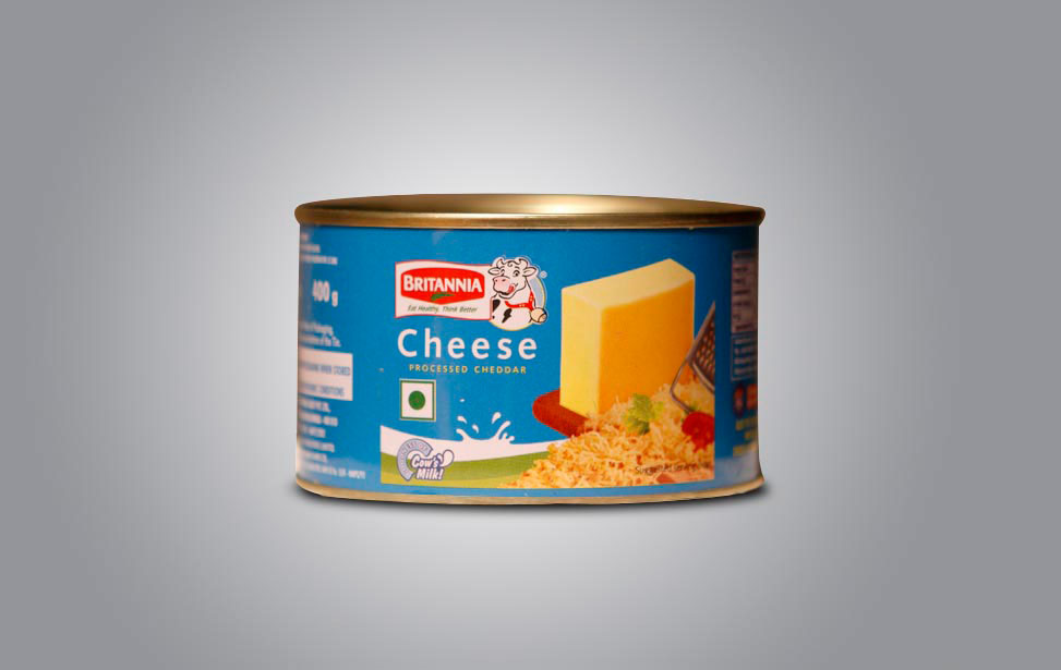 Cheese Slices Cheese Spread Cream Cheese Processed